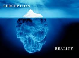 PERCEPTION-REALITY